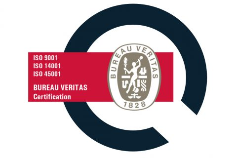 Grupo Quero certificación ISO