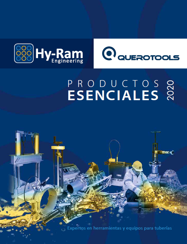 herramientas y equipos para tuberías de plástico