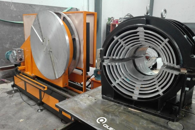 tuberías tubos 630 mm diámetro fabricación