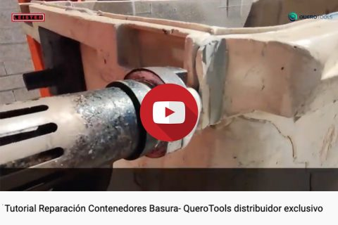 QueroTools Tutorial Reparacion Contenedores