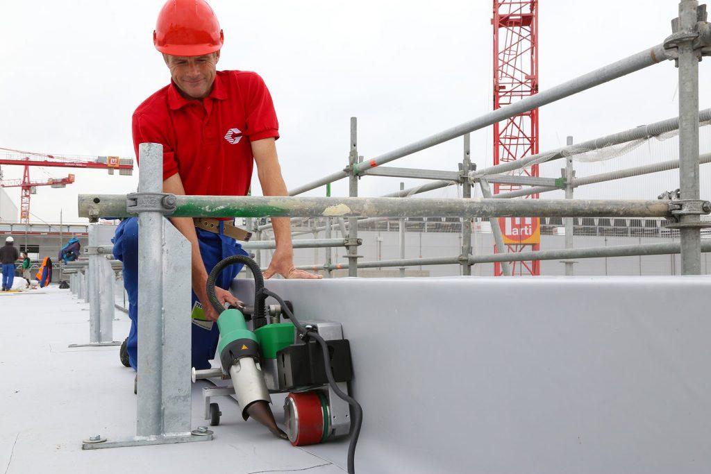 mantenimiento de una maquina de soldar Querotools